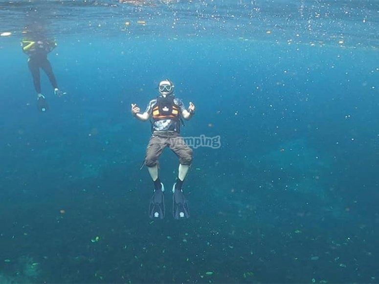 Dive into Ensenada Beach in Veracruz