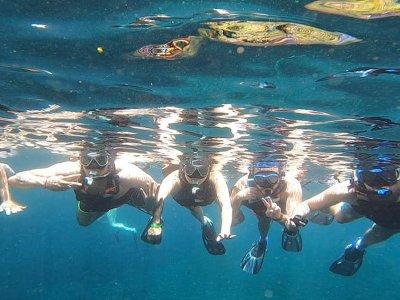 Snorkel en Playa Ensenada en Veracruz 4 horas