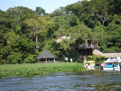 Guided excursion to Tuxtlas and Catemaco