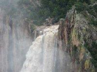 Rapel en cascadas