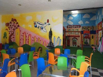 Salón de Fiestas Santiaguito de Queretaro