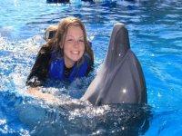 Excursion con delfines