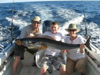 Family day fishing