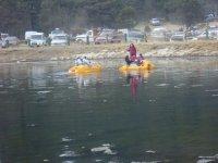 Paseos en kayaks