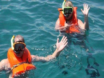 Love Shack Cruises Snorkel