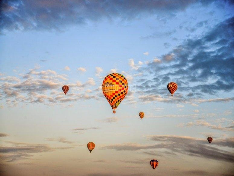 globos de vuela sma