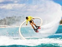 fly with flyboard