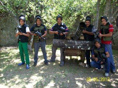 Pinochet Army Gotcha