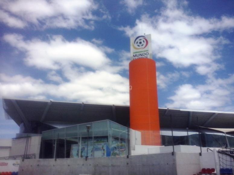 Centro Interactivo de fútbol