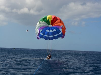 Flyboard Riviera Maya Parasailing