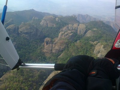 1 hour Ultralight Flight in Nanchititla