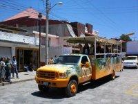Nuestra camioneta