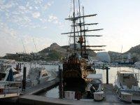 Paseos en barco pirata