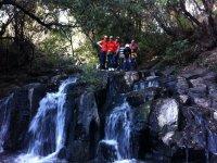 Tour cascadas