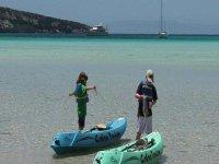Kayaks para toda la familia
