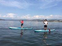 Renta de equipo de Paddle Surf por 90 minutos