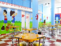 Ample space for children's events