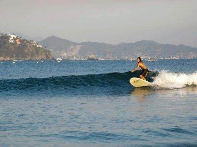 SUP surfing 90 min. class, Manzanillo