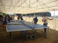 Torneos deportivos  y laborales