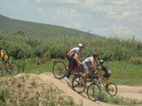 Academia de ciclismo infantil