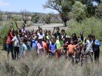 Easter Camp in Sierra de Lobos
