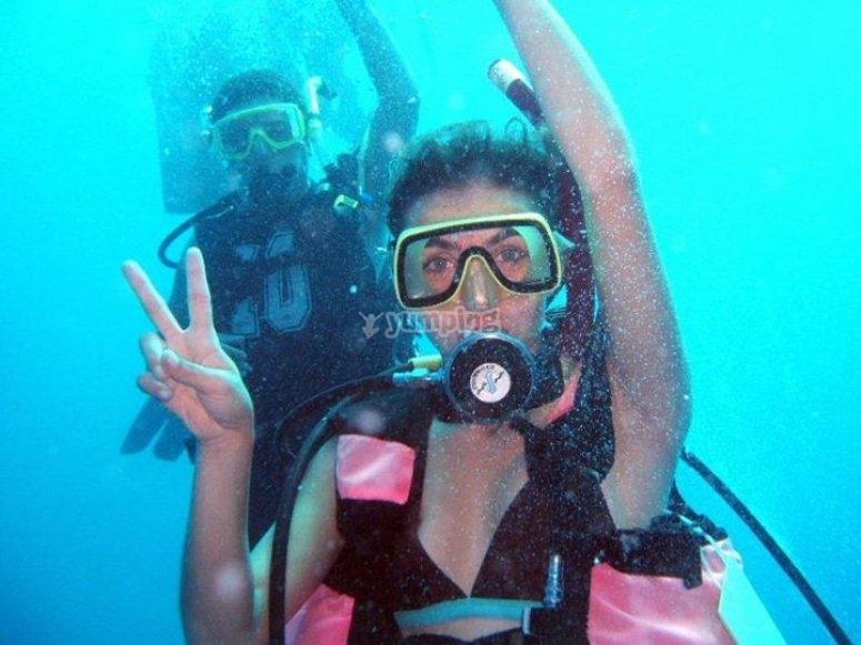Diving Veracruz