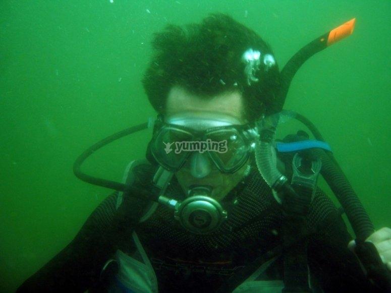 Discover Acapulco underwater