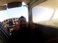 Plane flight 30 min in Monterrey