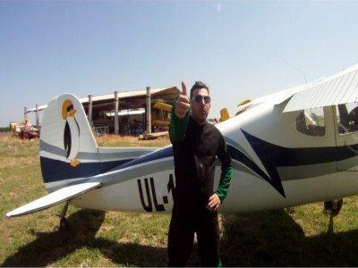 Curso de vuelo libre asistido en Monterrey
