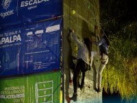 Climbing in your event