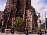 Segway en el mundo maya