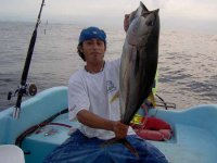 fishing on the high seas
