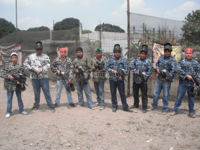 Gotcha team