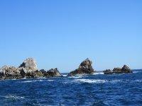 between tides