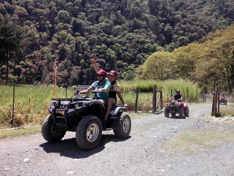 Rutas de aventura