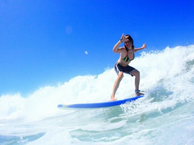 Zicazteca Surf School and Surf Tours