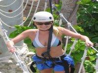 Adrenaline in the heights