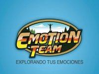 Emotion Team Espeleología