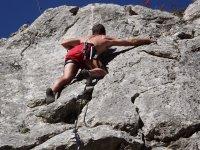 Climbing the biggest rocks