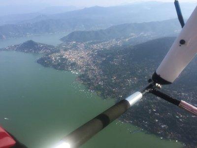 Extreme Ultralight Flight in Valle de Bravo