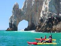 Kayaks on tour