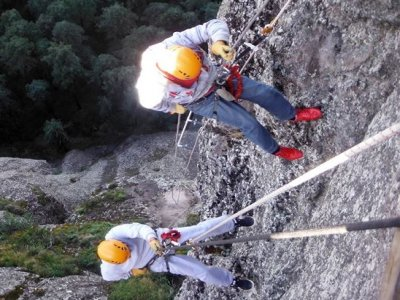 Rappel and guided visit to Tulancigo for 2 days