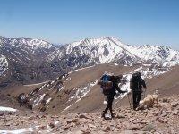 Caminatas en las montanas