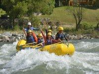 Rafting en Antigua