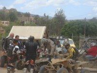 ATVs in Mud