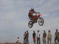Enduro jumps