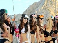 Friends enjoying in Cabo
