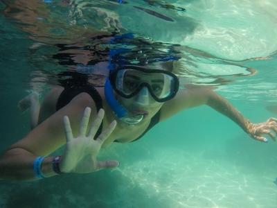 Pez Gato Snorkel