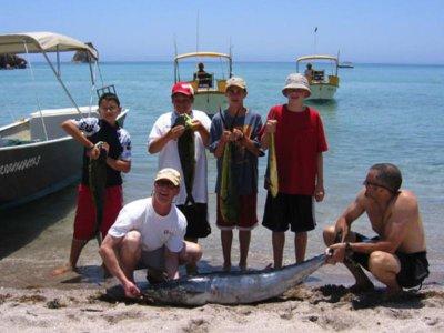 Baja Camp Pesca