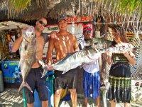 Spearfishing por Amberjack